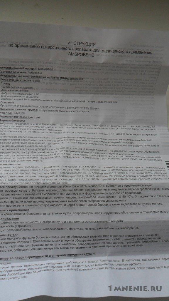 Амбробене для детей (20 фото): инструкция по применению детского амбробене, отзывы