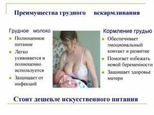Беременность при кормлении грудью: вероятность и реальность