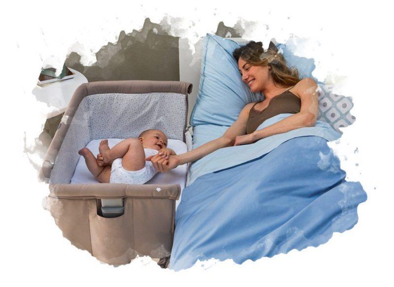 Что нужно в кроватку для новорожденного