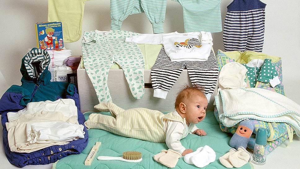 Можно ли заранее покупать детские вещи для новорожденного?