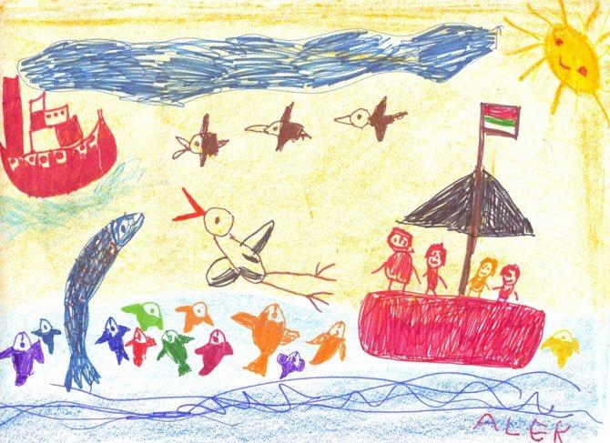 Что рисуют наши дети