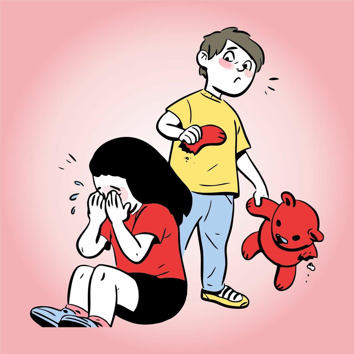 Эгоизм ребёнка и методы его преодоления