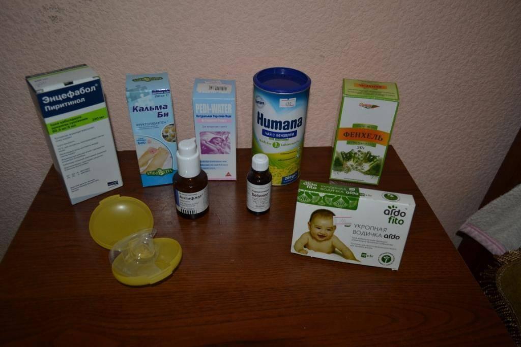 Лучшее лекарство и препараты от коликов у новорожденных - лекарства и средство в животике для новорожденных