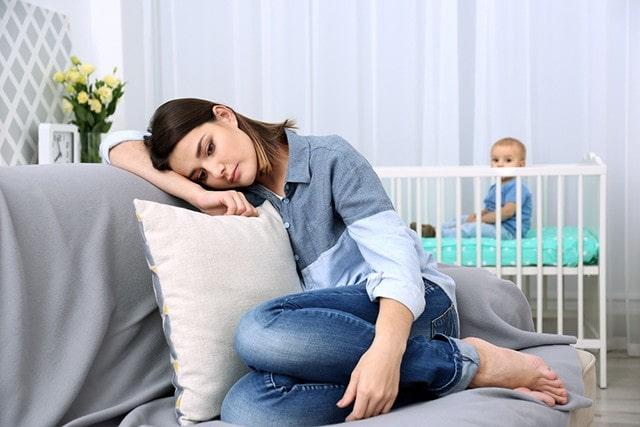 Как молодой маме справиться с ребенком и домашними делами