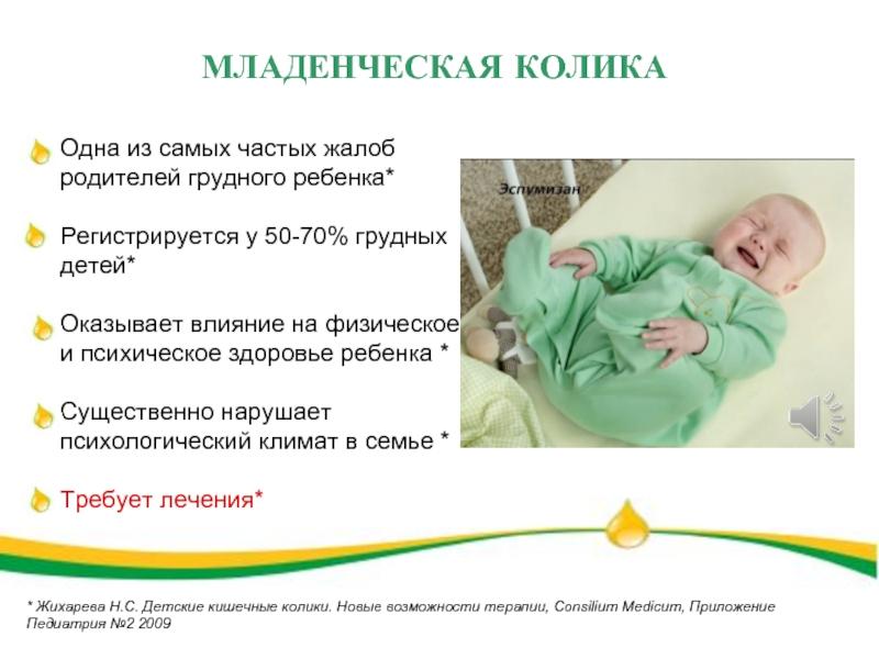 До скольки месяцев длятся колики у новорожденных мальчиков