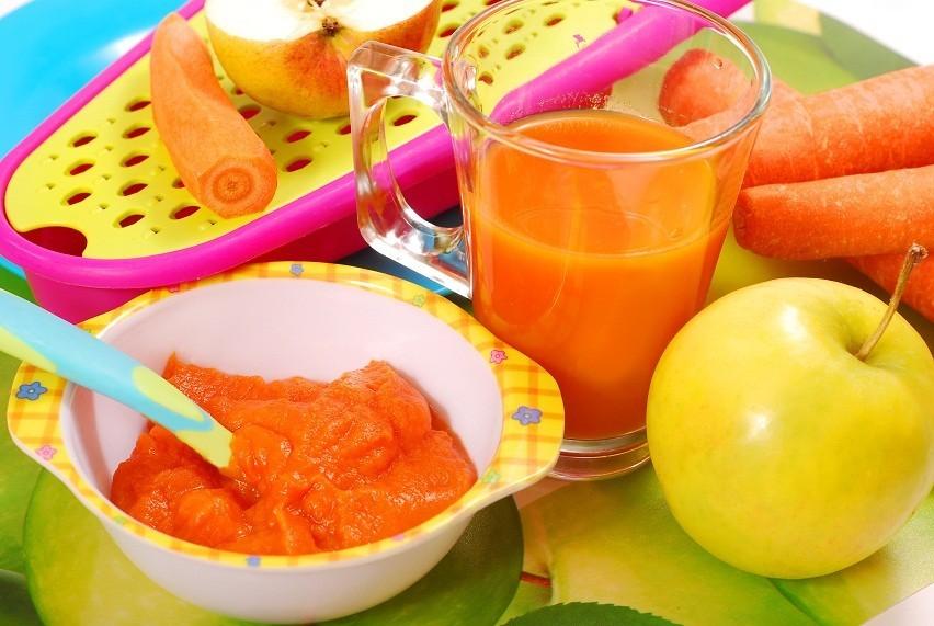 Как правильно вводить морковь в прикорм малышу
