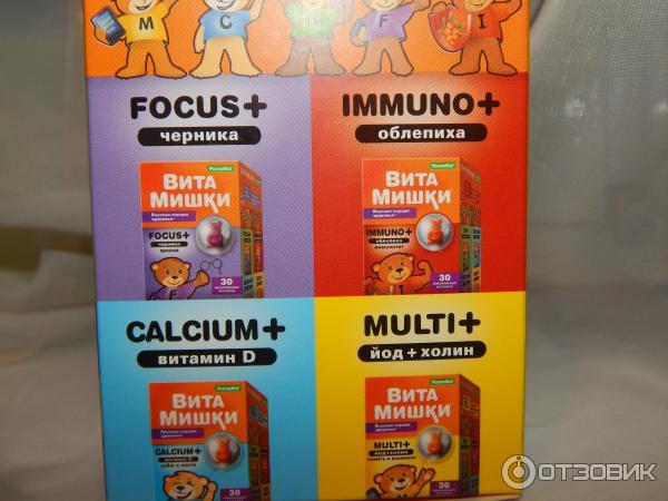 Витамины для аппетита детям: самые лучшие