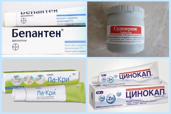 Лучшие мази и крема для лечения дерматита: список эффективных препаратов