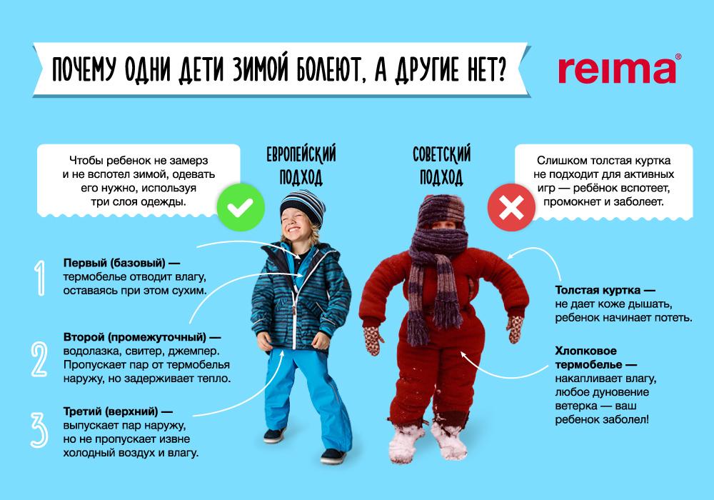 Правда и мифы о зимних комбинезонах для детей. как определиться с выбором рассказывает врач-педиатр