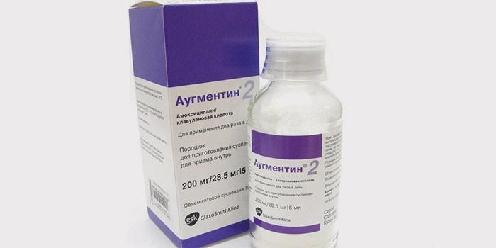 Антибиотики для детей при ангине: какие выбрать