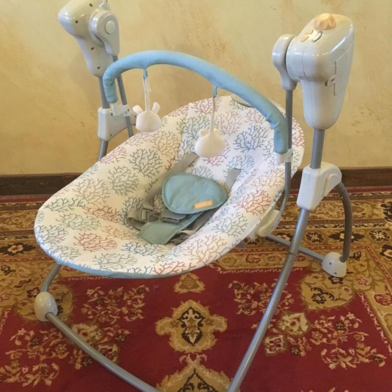 Электронные качели для новорожденных (40 фото): лучшие детские электрические напольные модели, как их выбрать, отзывы врачей