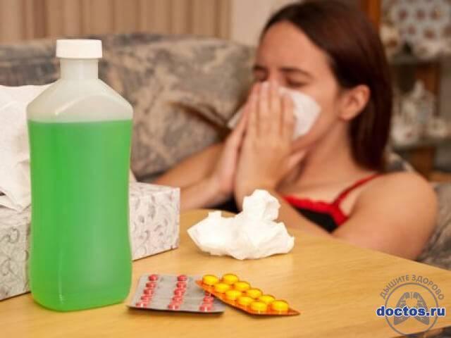 Детские капли от насморка — эффективные и безопасные