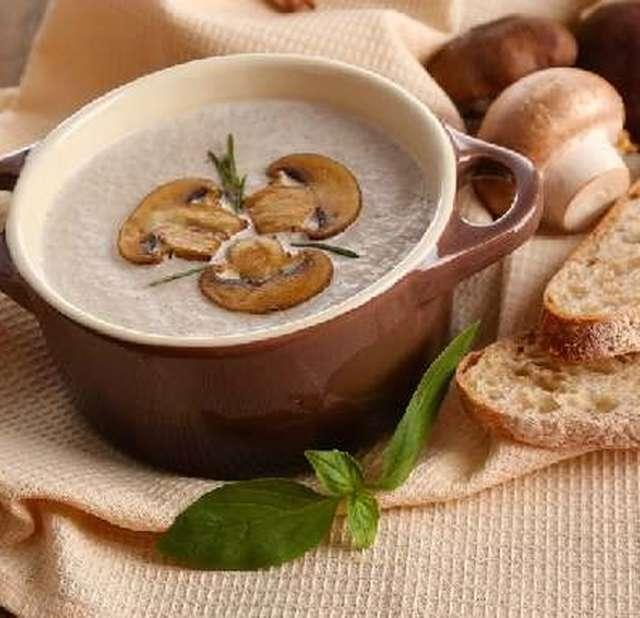 Можно ли есть грибной суп во время лактации
