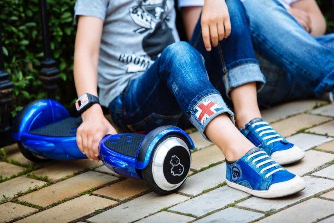 Как выбрать гироскутер для ребенка 12 лет – подробное руководство