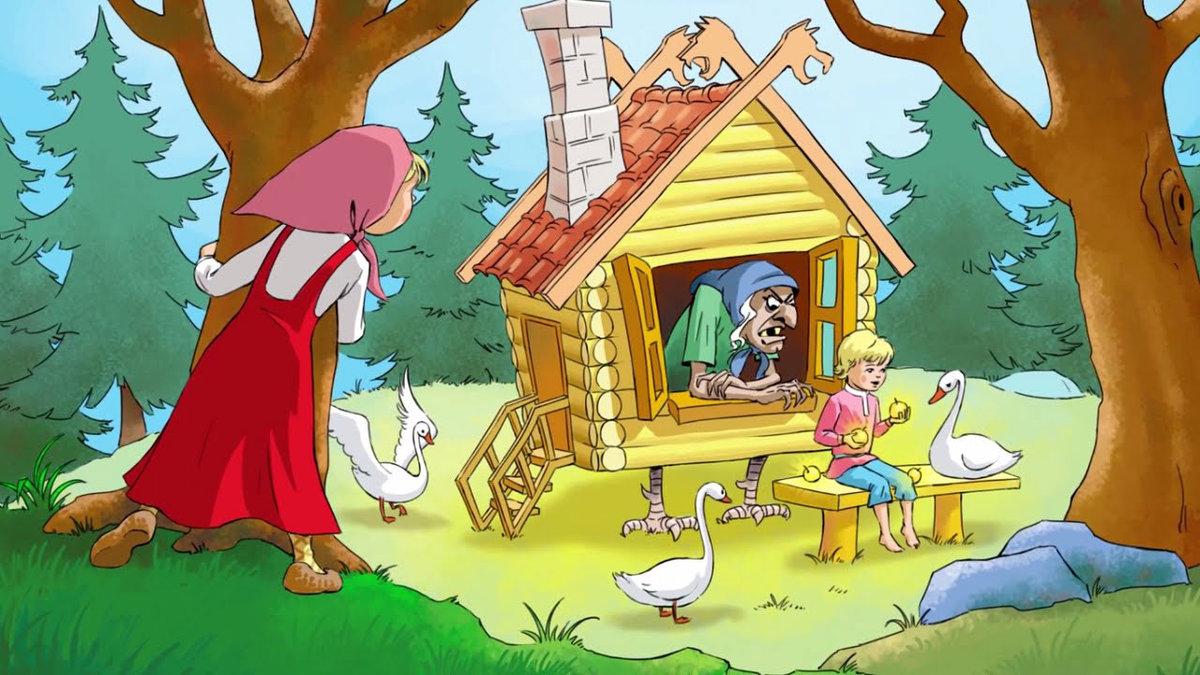Конспект познавательно-игрового занятия «путешествие по сказкам». воспитателям детских садов, школьным учителям и педагогам - маам.ру
