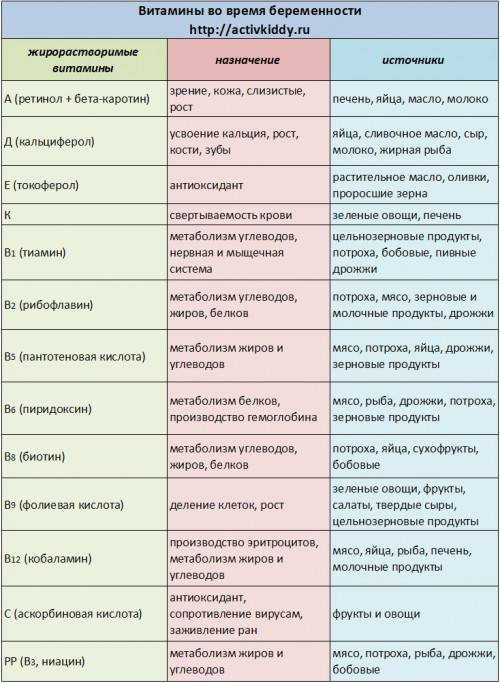 Витамин а при беременности: полезные свойства, дозировка и правила приёма на разных сроках, противопоказания и меры предосторожности