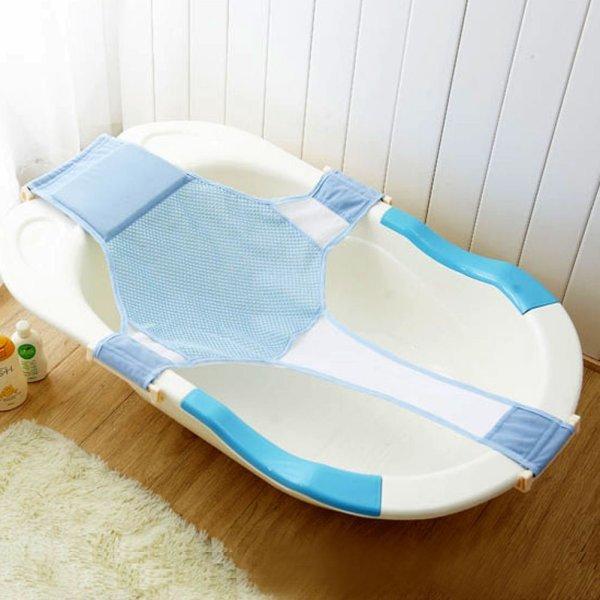 Круг, ванночка и горка для купания новорожденных: что выбрать и видео применения