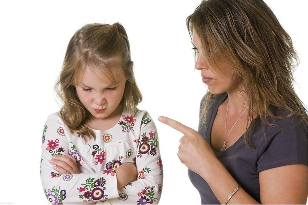 Как наказать ребенка