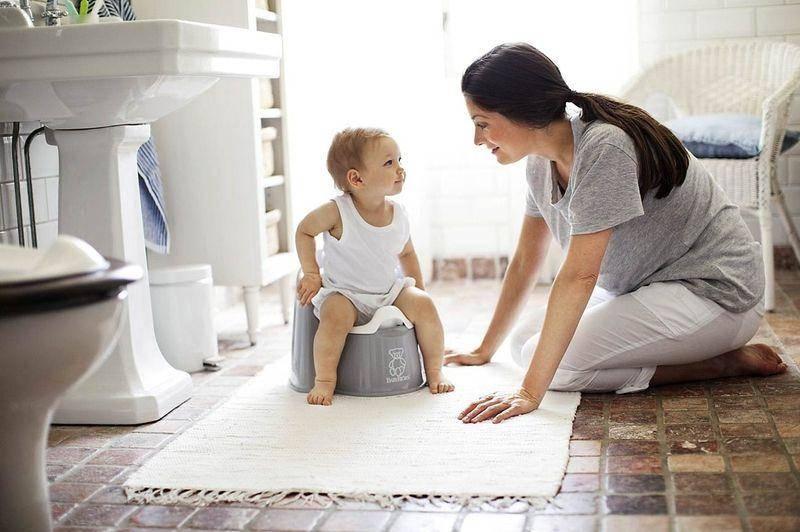 Как приучить ребенка к горшку. методики за 3 и 7 дней, правила, советы, видео