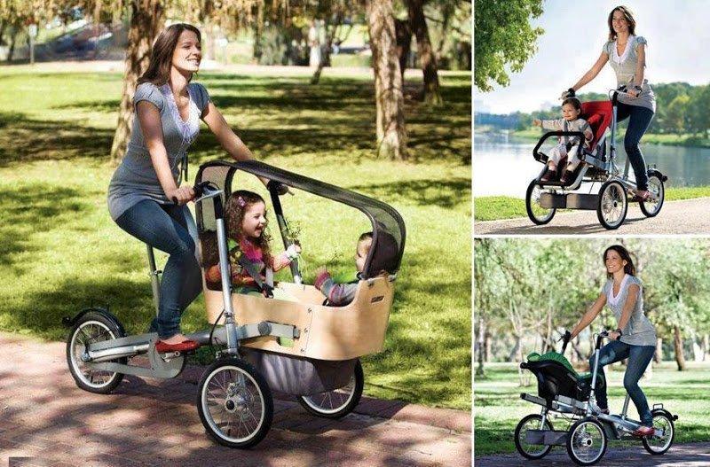 Детские коляски - топ-70 лучших колясок для новорожденных