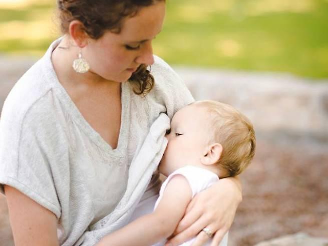 Грудное вскармливание: советы кормящей маме