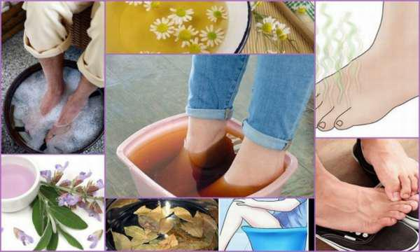 Как убрать запах ног - все средства и рецепты от запаха ног