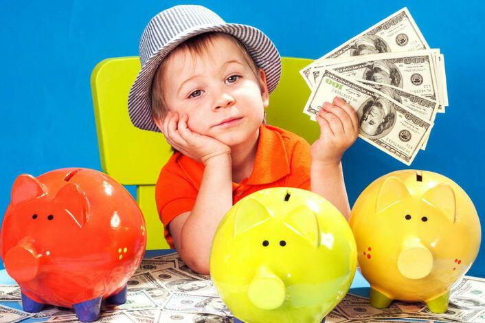 Формируем финансовую грамотность у детей