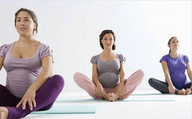 Гимнастика для беременных − залог здоровья и красоты