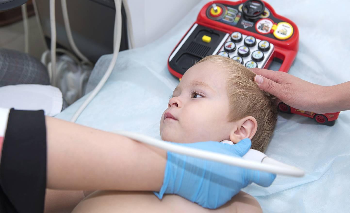 Узи шейного отдела позвоночника у грудных детей в ростове