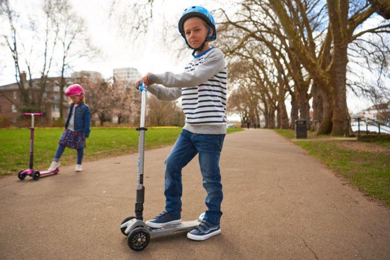 Какой самокат лучше выбрать для ребенка 6 лет — виды и лучшие модели