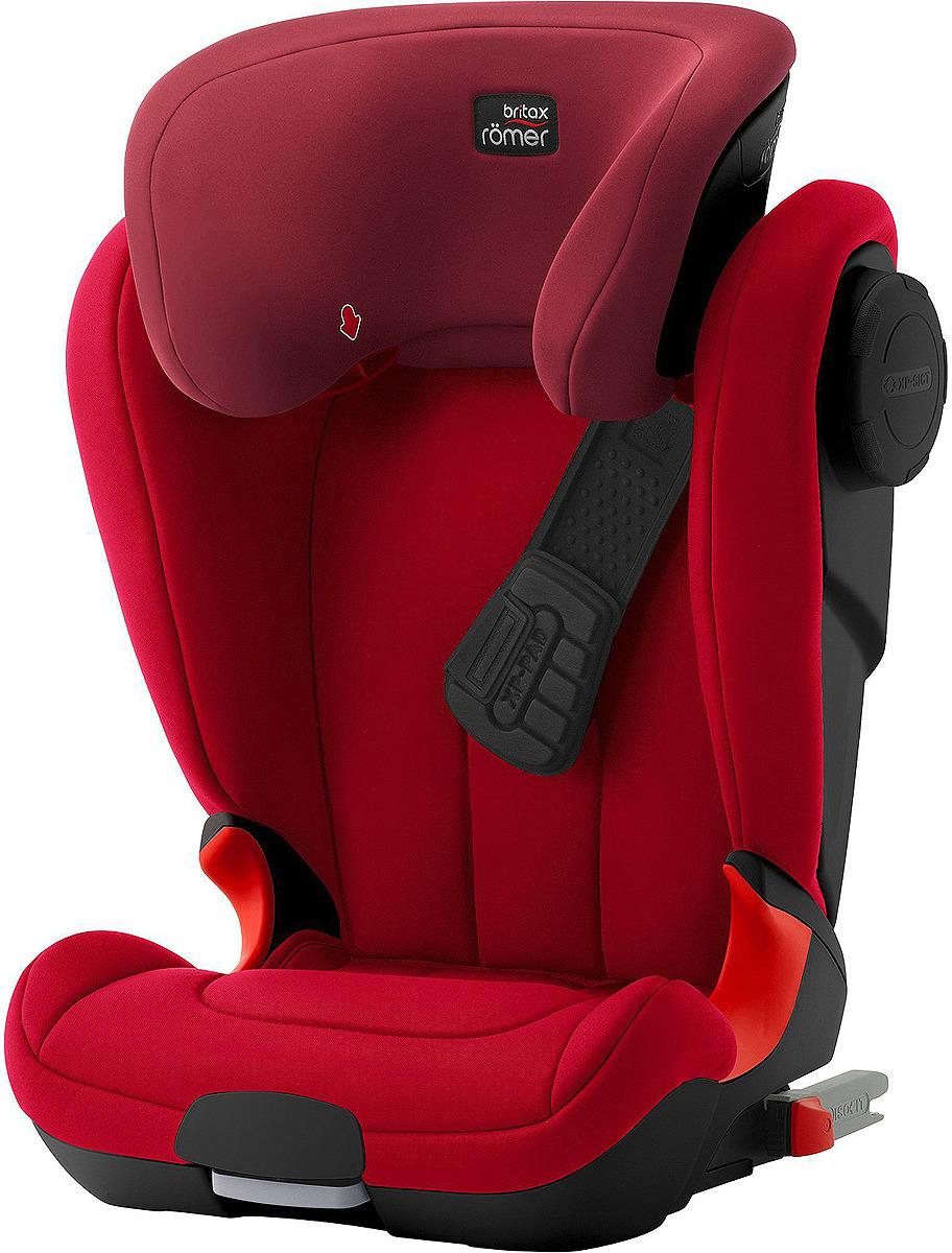 Обзор автомобильного кресла britax römer advansafix iii sict