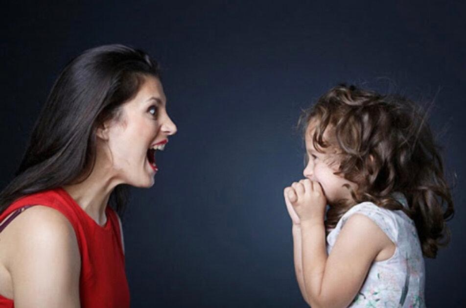 Как перестать кричать на ребёнка. 9 способов справиться с гневом