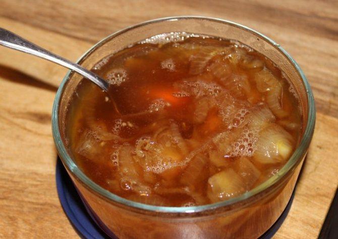 Лук от кашля: рецепт с медом для детей и взрослых