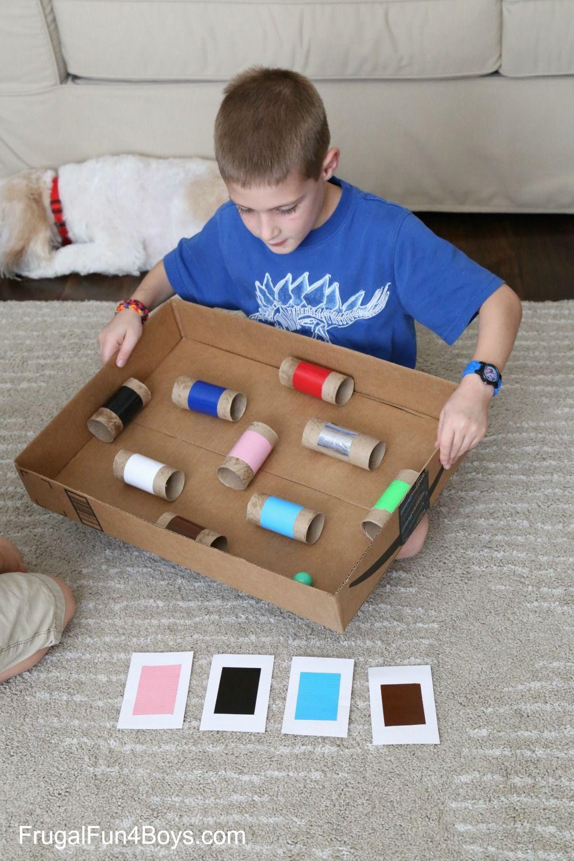 Раннее развитие: 10 интересных идей сенсорных коробок для детей