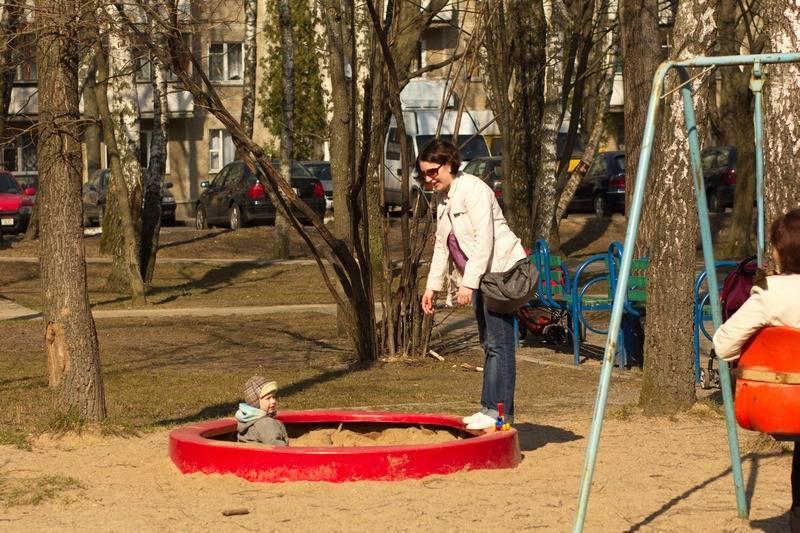 6 конфликтных ситуаций на детской площадке:: делим игрушки без ссор