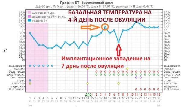 Повышается базальная температура тела 37 перед месячными, что это значит