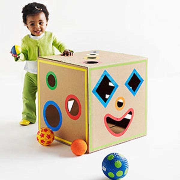 Развивающие игры с ребенком 9 месяцев - 1 год. часть 2 – жили-были