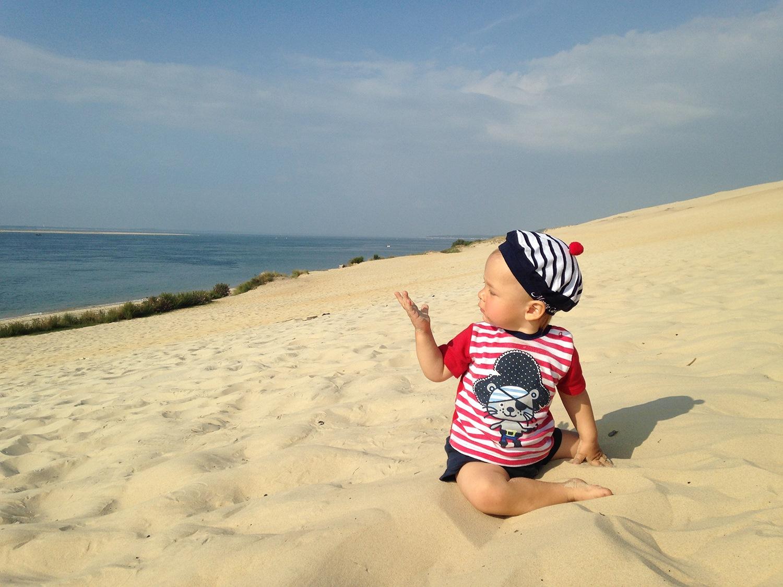 """Что нужно взять на море с ребенком (грудным, годовалым, малышом постарше)? — журнал """"рутвет"""""""