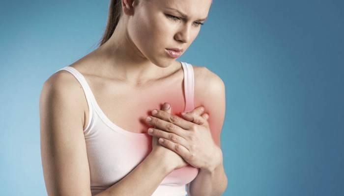 Болит и набухла грудь после месячных - причины и рекомендации