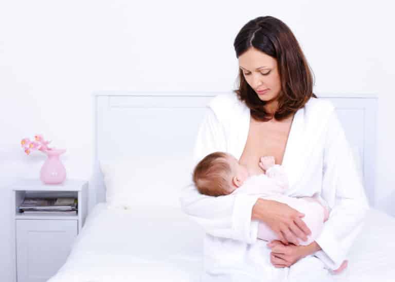 Кормление и новая беременность