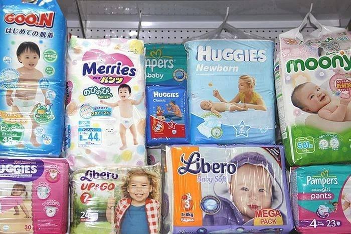 Подгузники — польза и вред памперсов для мальчиков и девочек