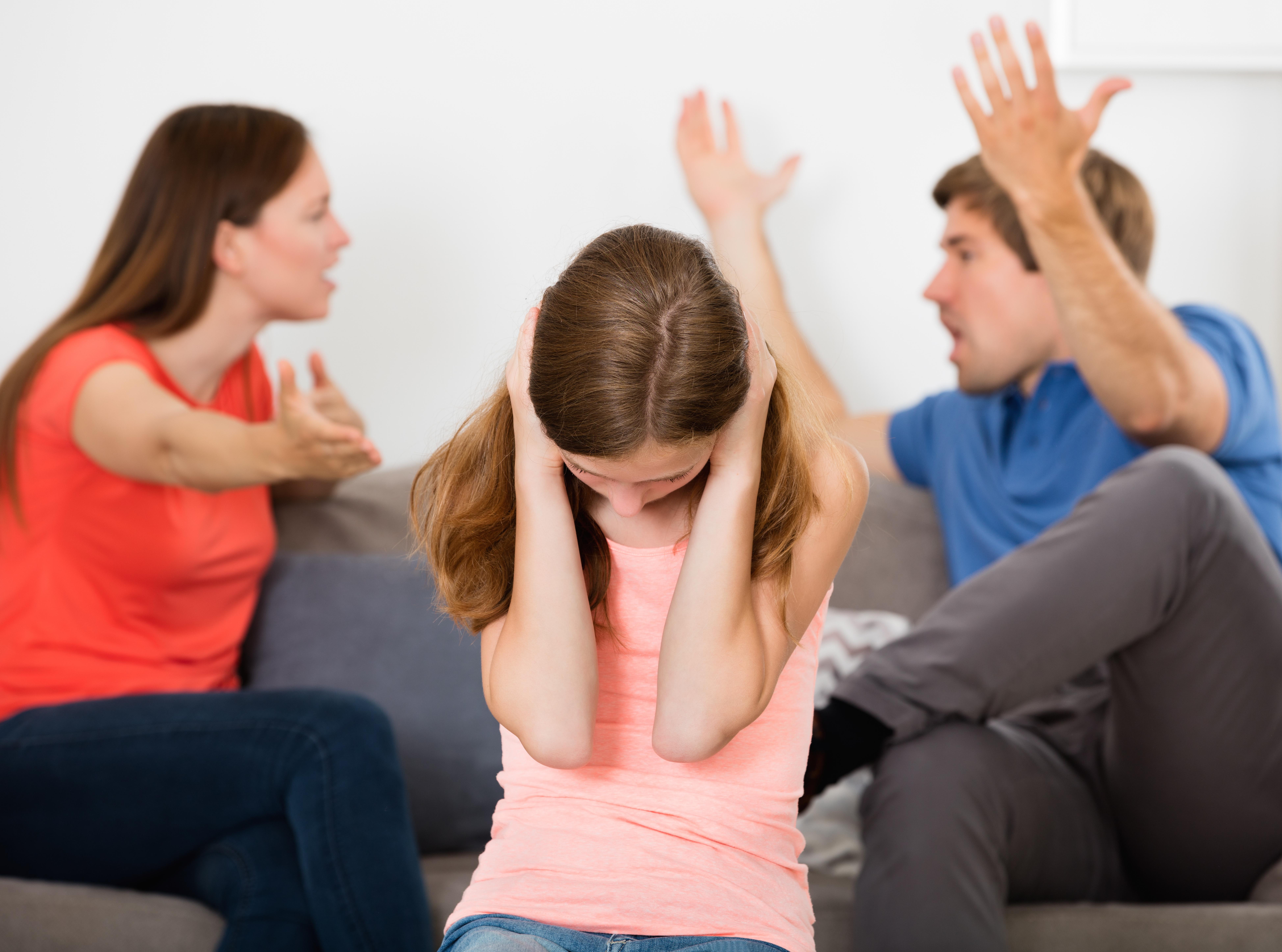 Разногласия между родителями в воспитании детей