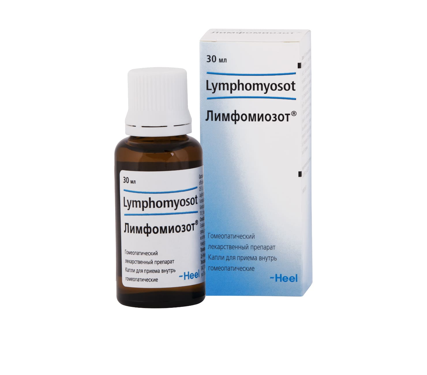 «лимфомиозот» при аденоидах