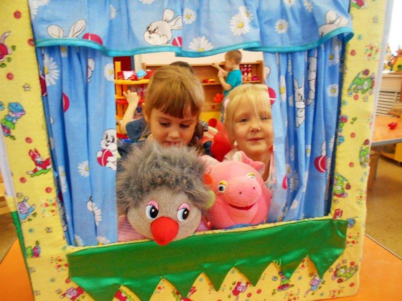 Домашний кукольный театр – веселое путешествие в сказочный мир