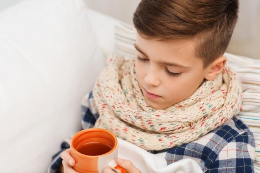 Ночной кашель у ребенка: причины, признаки, лечение