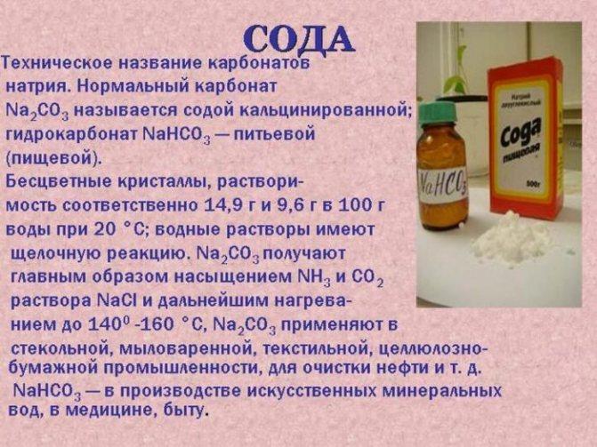 Можно ли пить соду от изжоги беременным в домашних условиях?
