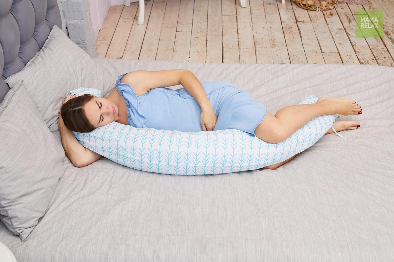 Подушки для беременных : u-образная, i или с, г-образная. как выбрать самую удобную модель с качественным наполнителем и правильной формы для разных сроков беременности