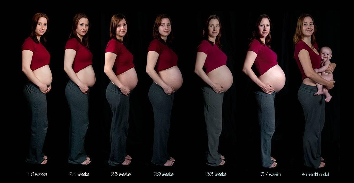 Каменеет живот при беременности: почему твердеет, напрягается матка