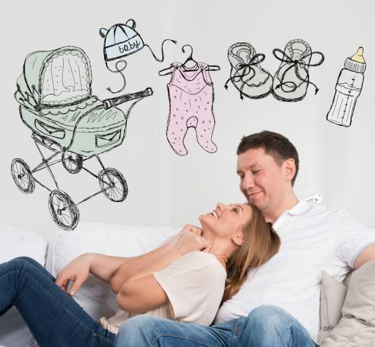 Мифы, страшилки и заблуждения о беременности и родах