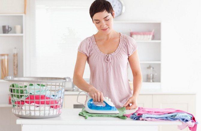 Как гладить детские вещи - советы и рекомендации как гладить детские вещи - советы и рекомендации